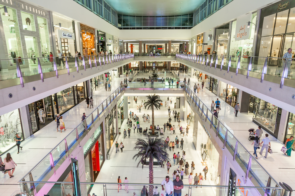 HOTELS / MALLS / SHOPPING CENTERS